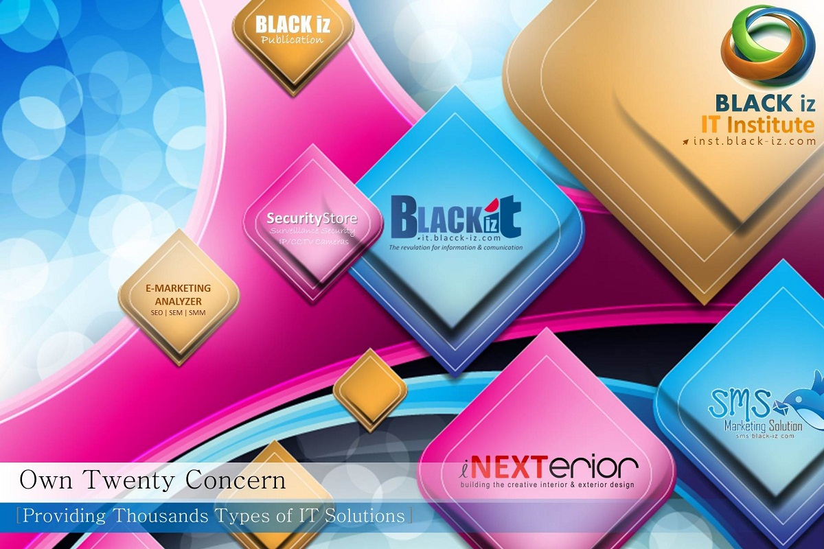 About BLACK iz IT, the story of BLACK iz IT - Our history, the story of inspiration. Best IT service provider in Bangladesh